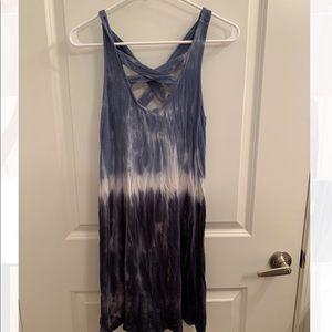 AE tie-dye dress